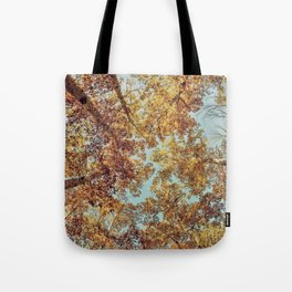 Tree bunches Tote Bag