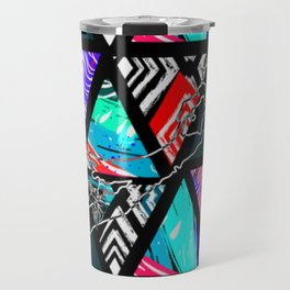 Bermuda Triangle Travel Mug