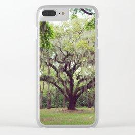 Savannah Clear iPhone Case