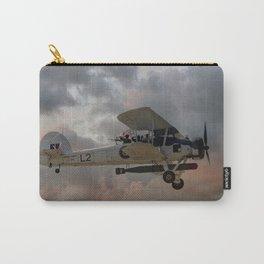 Stringbag Salute - (Swordfish Torpedo Bomber) Carry-All Pouch