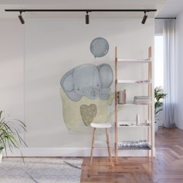 little elephant Wall Mural