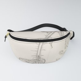 Waking Up Fern Fanny Pack
