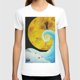 Simply Meant To Be - Nightmare Before Christmas Fan Art T-shirt