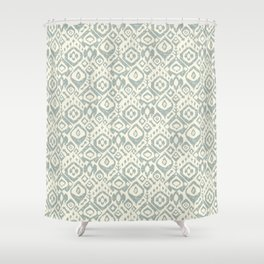 lezat dapple Shower Curtain