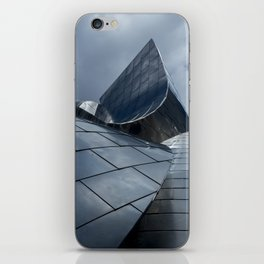 wd concert hall iPhone Skin
