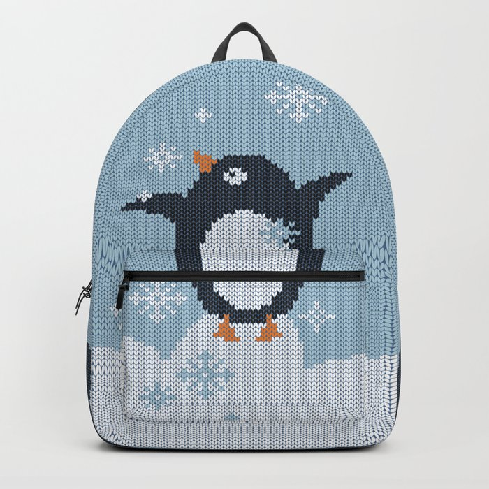 Winter Holidays Backpack