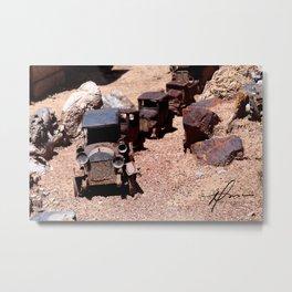 Miniatures 1 Metal Print