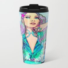 Pisces Metal Travel Mug