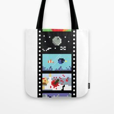 Blockbusters I Tote Bag