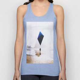 What The Tide Brought Unisex Tank Top