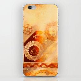 Seething iPhone Skin
