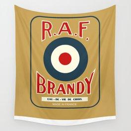 RAF Brandy Wall Tapestry