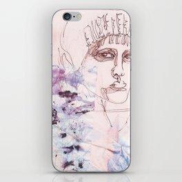 Identität iPhone Skin
