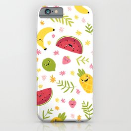 Cheeky Fruits iPhone Case