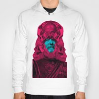 king Hoodies featuring king by DIVIDUS