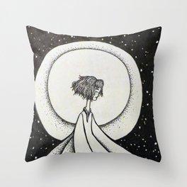 STARCATCHER Throw Pillow
