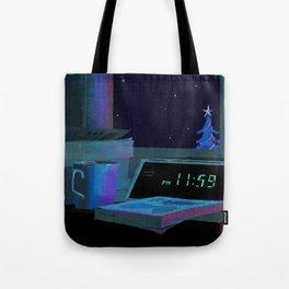 11:59 Tote Bag