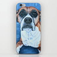 sydney iPhone & iPod Skins featuring Sydney by Lindsay Larremore Craige