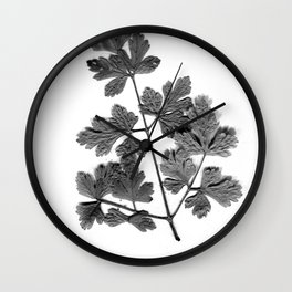 Parsley Wall Clock