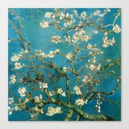 Almond Blossoms Vincent Painting Van Gogh Canvas Print