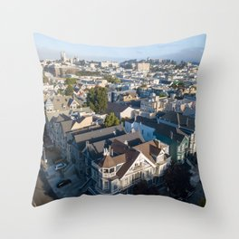 Landscape Photography by Clayton Cardinalli Throw Pillow