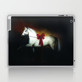 The Gift Horse Laptop & iPad Skin