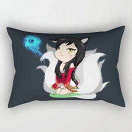 Chibi Ahri Rectangular Pillow