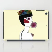 queen iPad Cases featuring Queen by Cindy N