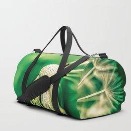 Dandelion Brave Green Chief Duffle Bag