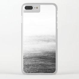 Whitewash Clear iPhone Case