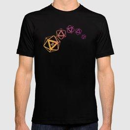 Fortune Favors T-shirt