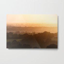 Golden Irish Sunset - 34/365 Metal Print