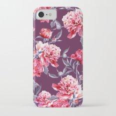 Peony iPhone 7 Slim Case