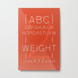 Apt 2 Metal Print