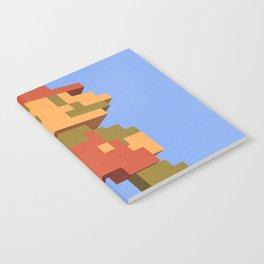 Mario NES nostalgia Notebook