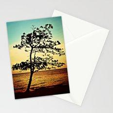 Paradise Tree Stationery Cards