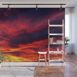 From The Sunset With Love Wall Mural