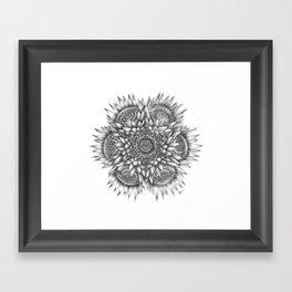 Proteas Framed Art Print