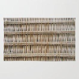 Wicker Weave Rug