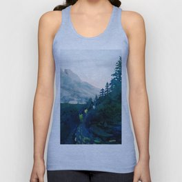 Heritage Art Series - Jade Unisex Tank Top