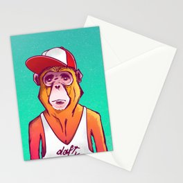 Macaco Prego Stationery Cards