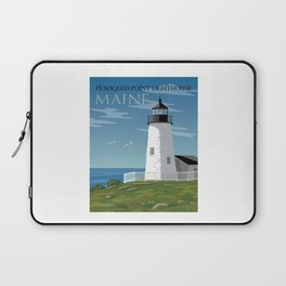 Pemaquid Point Lighthouse Laptop Sleeve