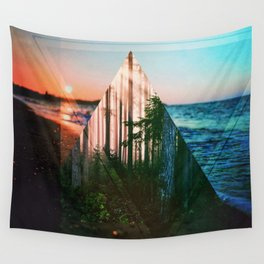 Breach 01 Wall Tapestry