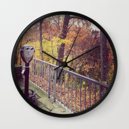 Youngstown's Mill Creek Park Wall Clock