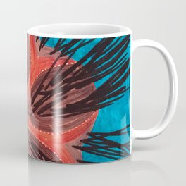 Fire Urchin Coffee Mug