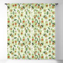 Stylish Avocados Blackout Curtain