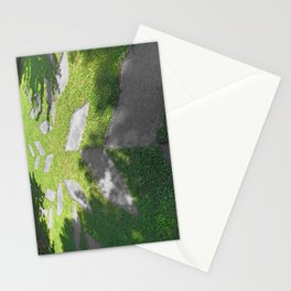 Crystal Ice Stationery Cards