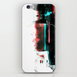 Motioned iPhone Skin