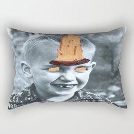 Devilish Ways Rectangular Pillow