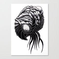 Brain Feeder Canvas Print
